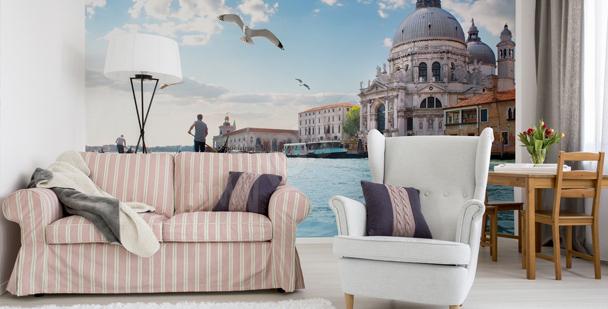 Panoramatická fototapeta Benátky