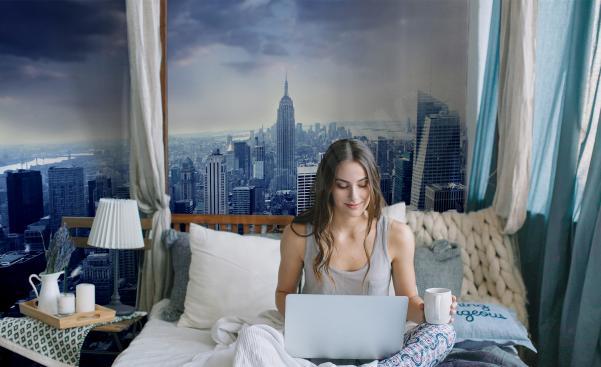 Panoramatická fototapeta New York