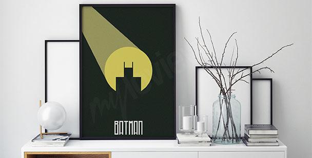 Plakát Batman