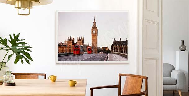 Plakát Big Ben
